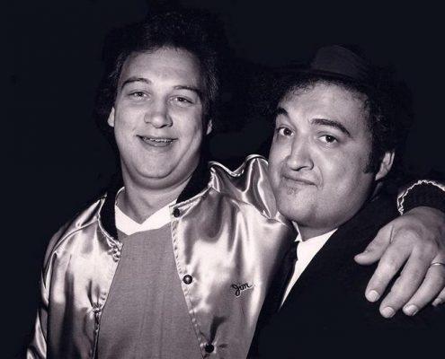 John dhe James Belushi