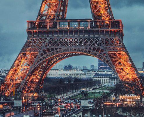 10 choses a visiter a paris