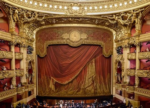 opera 10 choses a visiter a paris