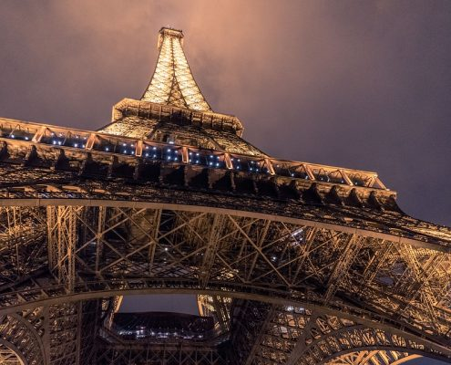tour eiffel 10 choses a visiter a paris