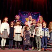 Un spectacle d'enfants pour les 10 ans du Kosovo20180217_114341