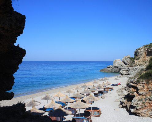 Albanie en vacances